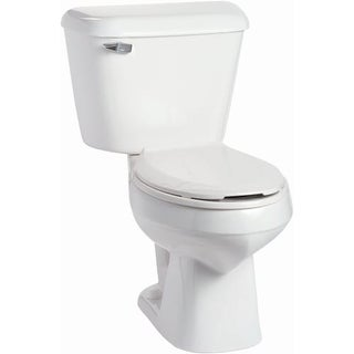 Mansfield 135-170 Alto 1.6 GPF Two-Piece Elongated Toilet - Less Seat