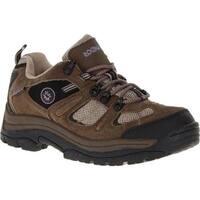 Nevados Women's Klondike Waterproof Low Hiking Shoe Chocolate Chip/Stone/Hyacinth Suede