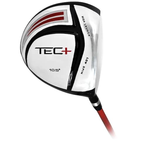 TEC Plus 460 cc Ti Matrix Driver ( Men's Right-Handed) with Headcover