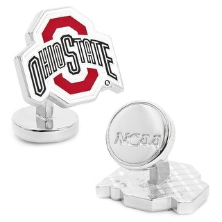 Palladium Ohio State Buckeyes Cufflinks - Red