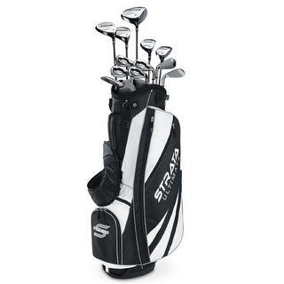 Callaway Strata Ultimate 18 Piece RH Mens Complete Set - 406015418077
