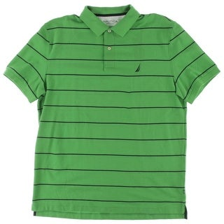 Nautica Mens Classic Fit Performance Polo Shirt