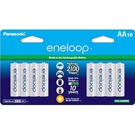Panasonic Eneloop AA Size NiMH Rechargeable Battery BK-3MCCA16BA