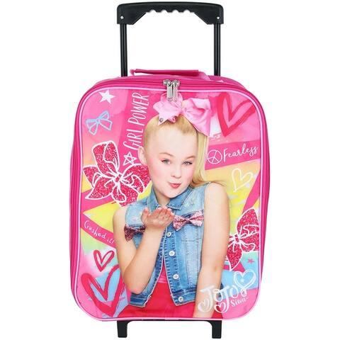 Jojo Siwa Kids Dancev Rolling Backpack by Nickelodeon - N/A