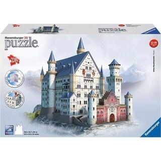 Neuschwanstein Castle 216 Piece 3D Puzzle