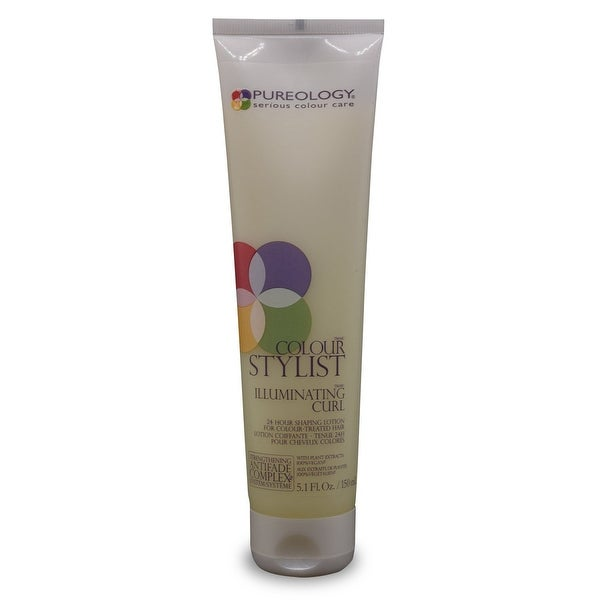 Pureology Colour Stylist Illuminating Curl 24 Hour Shaping Lotion 5.1 fl oz