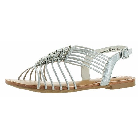 Not Rated Iron Gate Women's Beaded Sandals Shoes