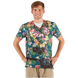 Faux Real Hawaiian Visitor Shirt