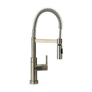 Fortis 9255700 Pre-Rinse High-Arc Kitchen Faucet with Multi-Function Sprayer