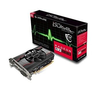 Sapphire Radeon Pulse Rx 550 4Gb Gddr5 Hdmi / Dvi-D / Dp (Uefi) Pci-E Graphics Card 11268-01-20G
