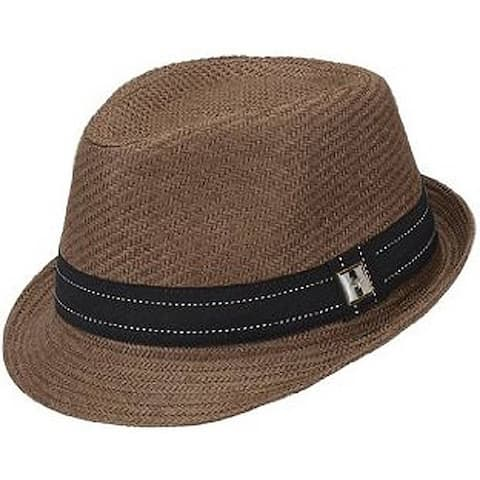 ebf2f75eab0dbe Buy Size One Size Fits Most Fedora Men's Hats Online at Overstock ...