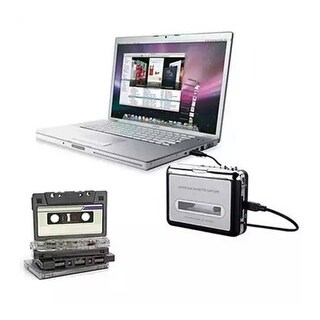 SuperUSB Audio Cassette-to-MP3 Converter