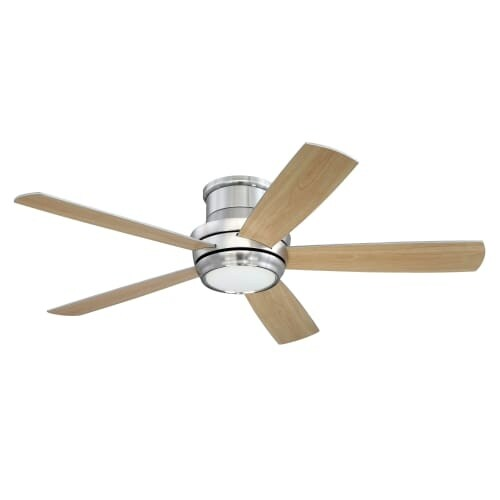 Craftmade tmph525 tempo hugger 52 5 blade ceiling fan blades craftmade tmph525 tempo hugger 52 5 blade ceiling fan blades remote and light aloadofball Gallery