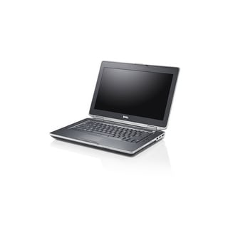 "Dell Latitude E6430 14.0"" Standard Refurb Laptop - Intel i5 3320M 3rd Gen 2.6 GHz 8GB SODIMM DDR3 SATA 320GB DVD-RW Win 10 Pro"