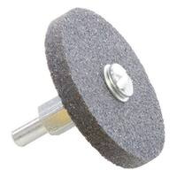 """Forney Industries 60052 60-Grit Shank Mounted Grinding Wheel 2"""" X 1/4"""" X 1/4"""""""