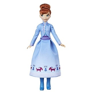 Link to Disney Frozen Olaf's Frozen Adventure Anna Doll Similar Items in Dolls & Dollhouses