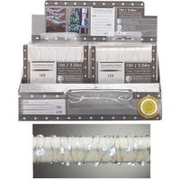 Gerson/Domestic 30Cw B/O Micro Led Light 38627 Unit: EACH Contains 6 per case