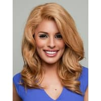 Charlotte by Amore (Wavy) 100% Remy Human Hair, LaceFront, Mono Top