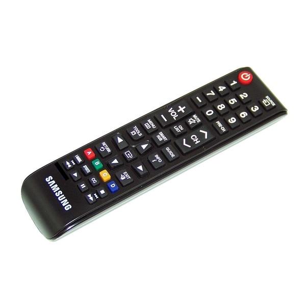 OEM Samsung Remote Control Originally Shipped With: UN65JU639DF, UN50J6200AF