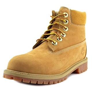 Timberland 6in Classic Shearling Round Toe Suede Boot