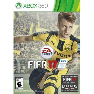 Electronic Arts - 73397 - FIFA 17 (US/MX) X360