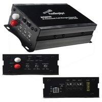 Audiopipe Mini Design 2 ch. Class D Amplifier 2X100 Watts RMS