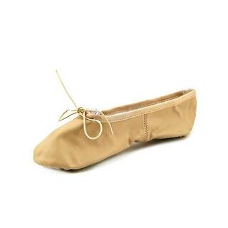 Capezio Split Sole Ballet N/S Round Toe Leather Ballet Flats