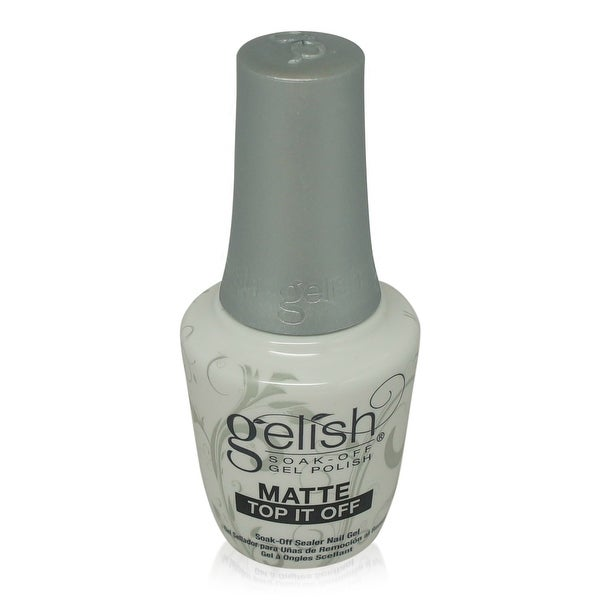 Gelish - Essentials -Matte Top It Off Sealer Gel