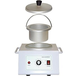 LCL Beauty Compact Professional Single-Pot Depilatory Wax Heater