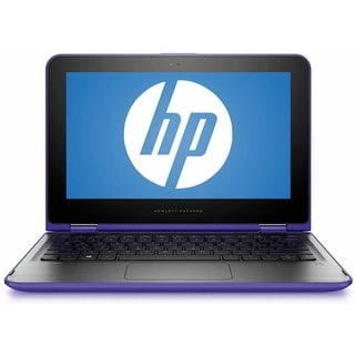 "HP Pavilion 11-K137CL 11.6"" Touch Laptop Intel Core M3-6Y30 2.2GHz 4GB 500GB W10"