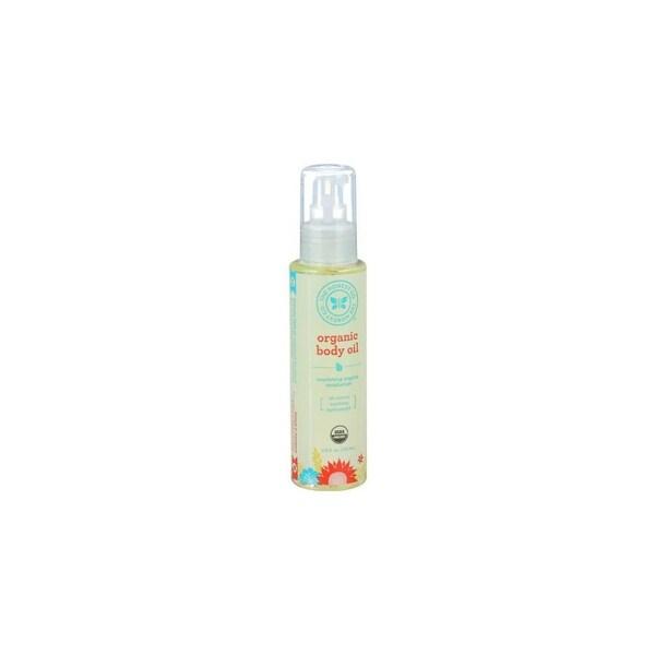 The Honest Co Organic Body Oil Organic Body Oil