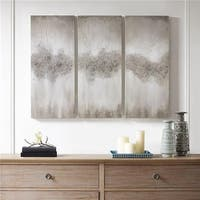 Madison Park MP95C-0158 Luminous Hand Painted Canvas - Taupe