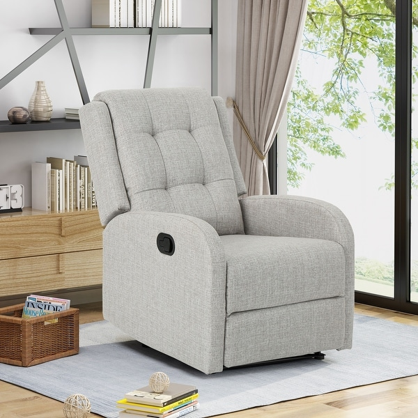 O'Leary Traditional Upholstered Recliner by Chirstopher Knight Home. Opens flyout.