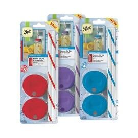 Ball Reg Multi Sip&Straw Lid