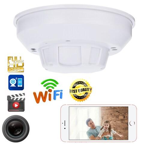 AGPtek Mini SPY DVR Hidden IP Camera Motion Detection Nanny Cam 1080P HD