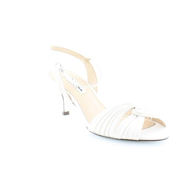 Nina Camille Women's Heels Ivory - 9.5