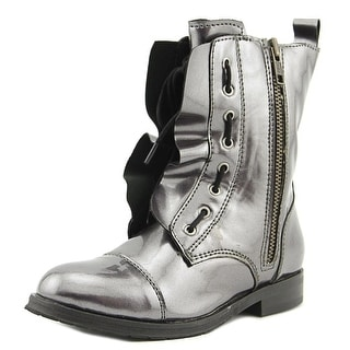 Oca-Loca 5593-97 Youth Round Toe Synthetic Gray Boot
