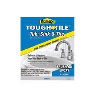 Homax 720773 Tough As Tile Brush-On Epoxy Finish, 1 Quart