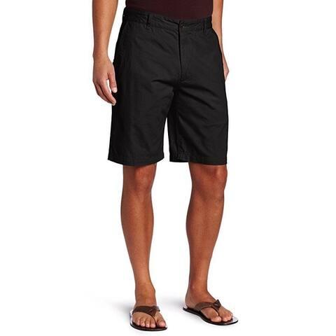 Dockers Men's Classic Fit Perfect Short D3,Black (Cotton) SZ ,36