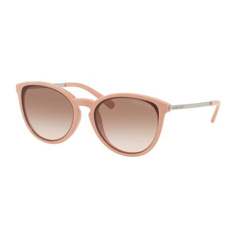 Michael Kors MK2080U 335013 56 Rose Water Woman Round Sunglasses