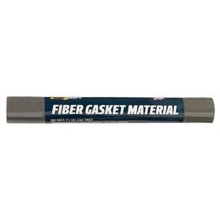 "Custom Accessories 37711 Fiber Gasket Material, 9""x36""x1/64"""