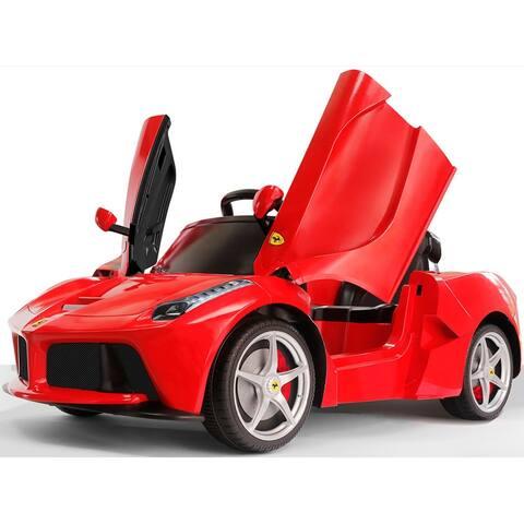 Ferrari 12v LaFerrari (RC) Red