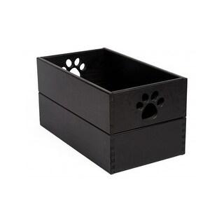 Dynamic Accents Pet Toy Box Pet Toy Box