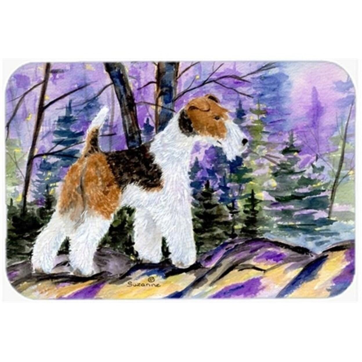 Multicolor 24 by 36 Carolines Treasures SS8679JCMTSkye Terrier Kitchen or Bath Mat