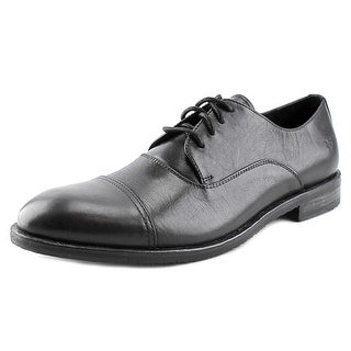 Frye Sam Oxford Cap Toe Leather Oxford