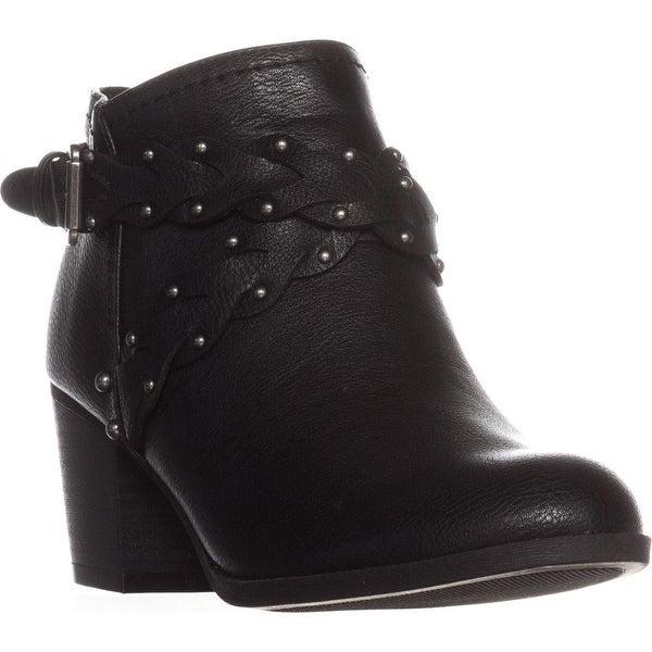 Indigo Rd. Sattie Casual Ankle Boots, Black