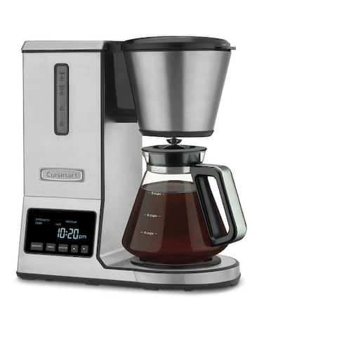 Cuisinart CPO-800P1 Precision Pour Over Coffee Brewer - 8 Cup