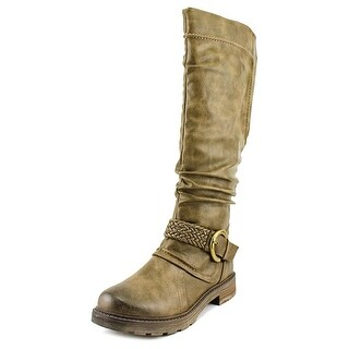 Wanderlust Steffi-WC W Round Toe Synthetic Knee High Boot