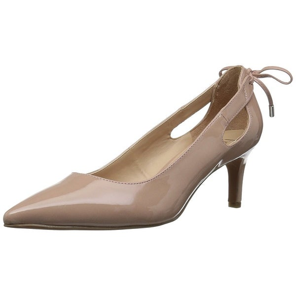 Franco Sarto Womens doe Pointed Toe Classic Pumps, Victorian Rose, Size 5.5