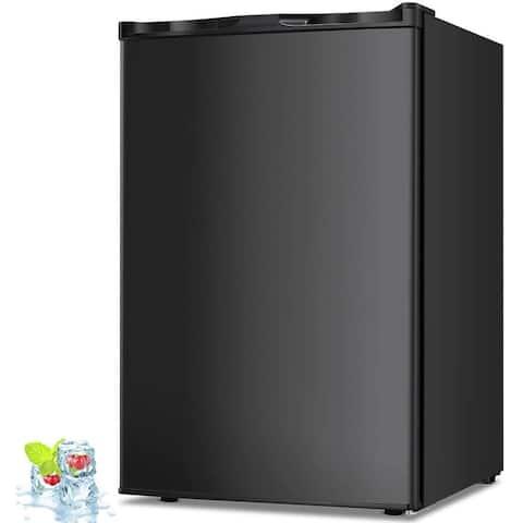 3.0 Cu.ft Compact Upright Freezer with Reversible Single Door